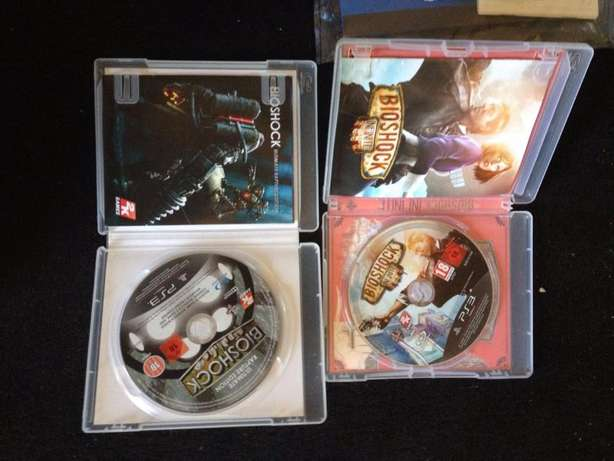 New Playstation 3 and the second hand bioshock collecton Garsfontein - image 3