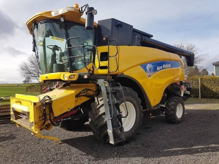New Holland cx 8050 - 2007