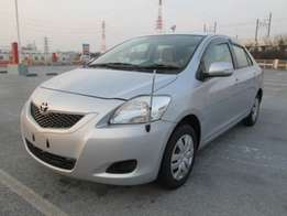 Foreign Used Toyota Belta 2010 Silver For Sale Asking Price 1,050,000/