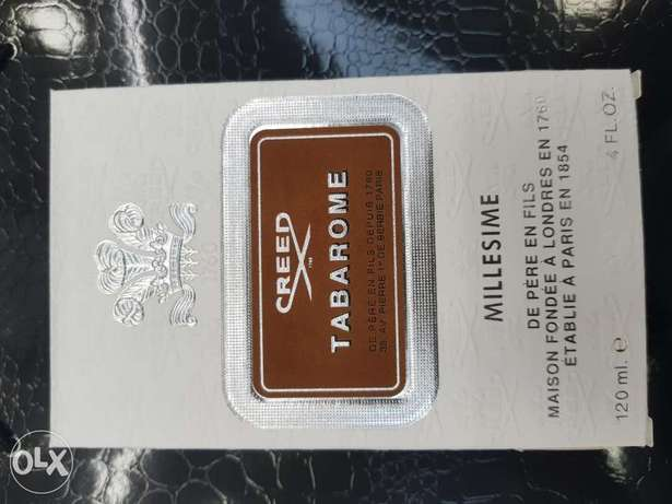 Creed tabarome perfume FREE DELIVERY