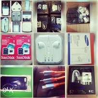 Iphone Samsung Infinix Tecno accessories