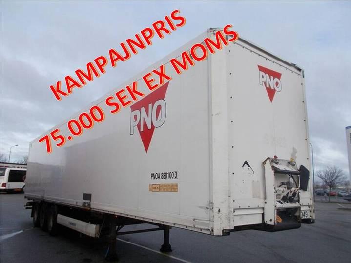 Krone Box - Douplestock - Huckepack - Cxe 049 - 2011