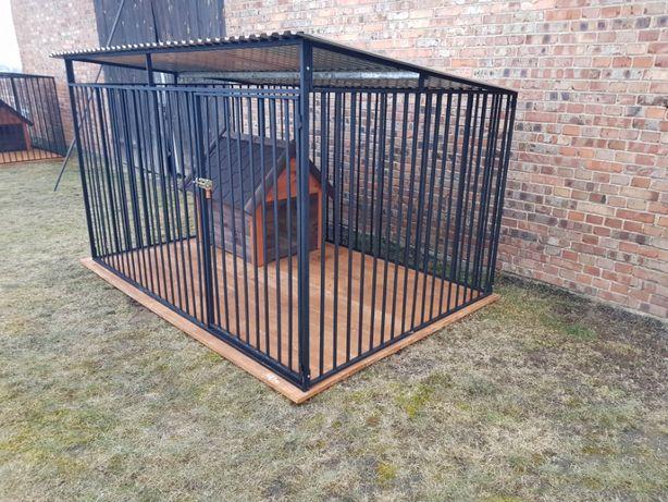 1357c84ae823e6 Kojce dla psów ,klatka,zagroda Mocne ,stabilne boks box Producent Kamienica  - image