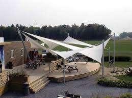 Citywise shade sails