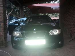BMW e87 120i for sale or to swop