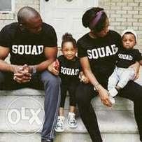 Couple/family outfits