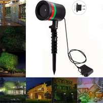 Babysbreath Outdoor RG Garden Laser Light