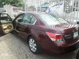 Honda Accord (Buy and Drive)