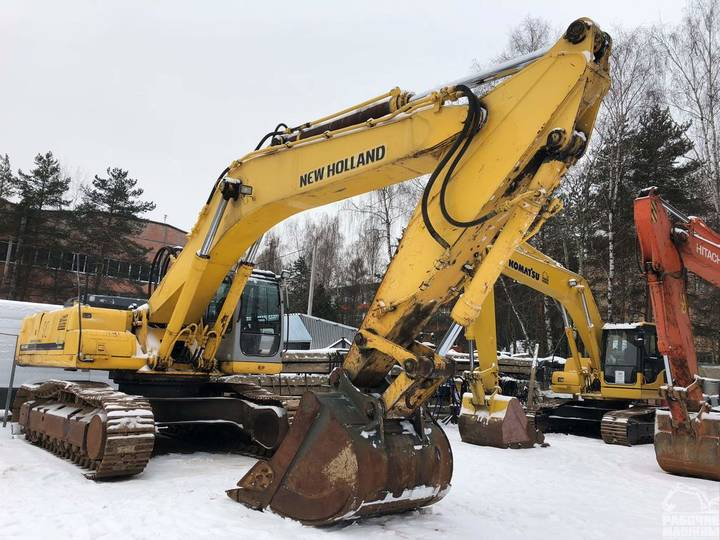 New Holland Sk 480-6s - 2006 - image 2