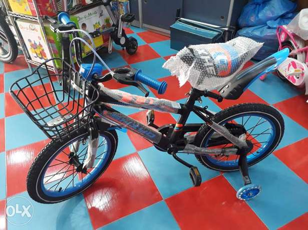 "12"" 14"" 16"" cycle for kids offer"