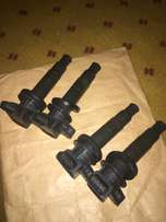 Tokunbo set of 4 ignition coils for Toyota