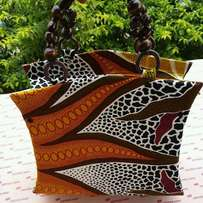 Beautiful clothing bags and shoes