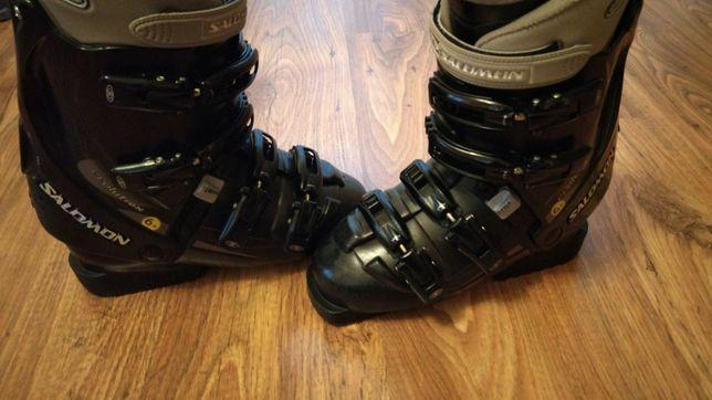 Buty narciarskie Salomon 6.0 rozmiar 24.5 25 282 mm
