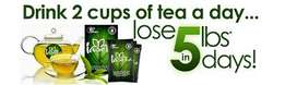 Iaso Tea fast way of losing weight