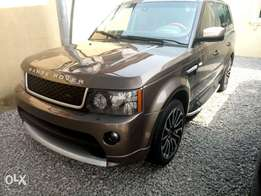2012 Range Rover sport custom made
