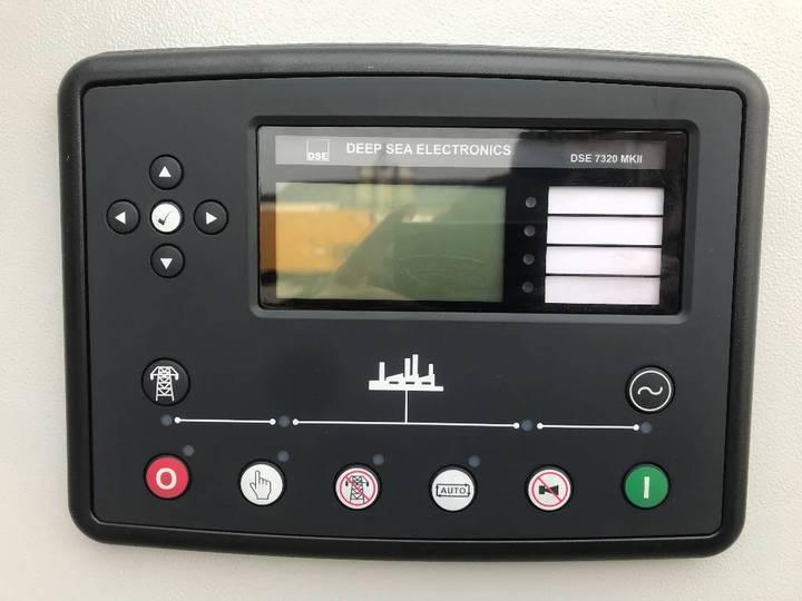 Doosan P086TI-1 - 185 kVA Generator - DPX-15549.1 - 2019 - image 7