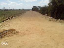 Half Acre Land On Cheap Sale Along Kamiti Road
