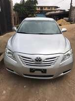 Clean Tokunbo Toyota Camry 2008 Model