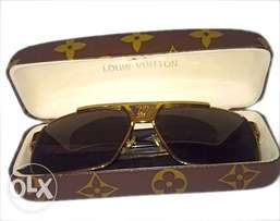 Original Men's Louis Vuitton LV Fashion Sunglasses