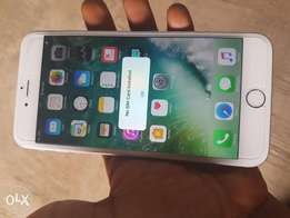 Mint iphone 6plus silver Yankee used for very low price for sale