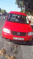 VW CADDY TDi Diesel 2009 with seats and boot