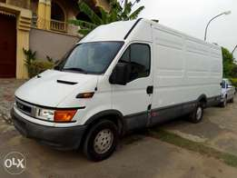 Tokunbo super clean diesel engine iveco for sale...