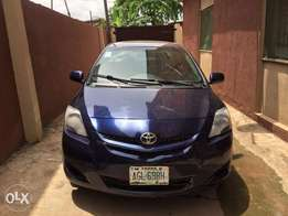 Registered Toyota Yaris 2008/09 Model
