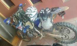 Yz 250 for sale or swop for what have you