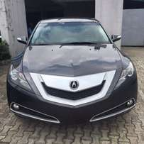 Acura ZDX 2010 model for grabs