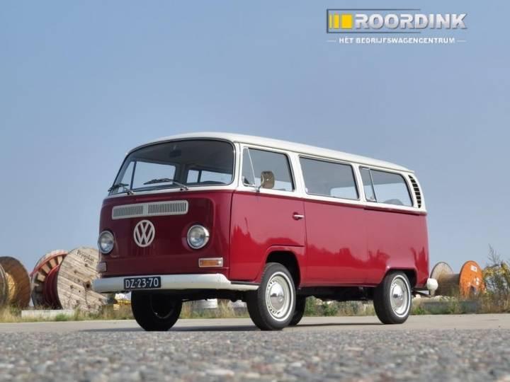 Volkswagen Transporter Oldtimer 7 Persoons 1.6 - 1971