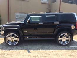 hummer h3 Chrome edition