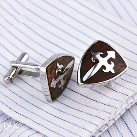high quality limited cross cufflinks for men
