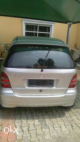 Clean Toks 2001 Mercedes Benz A Class for sale Aja - image 2