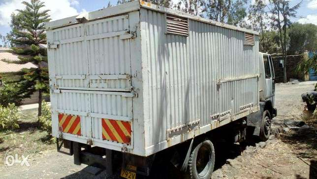 Iveco Cargo 909 truck, KAG-V, 5tons, clean Shs.499,000. Umoja - image 5