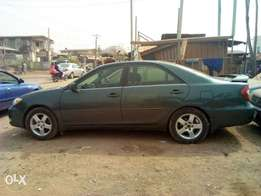 Toyota Camry 2003 Model called Big Daddy is urgently for sell.