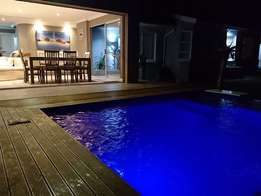 Luxury Holiday house for rent in Glen Eden area, East London.