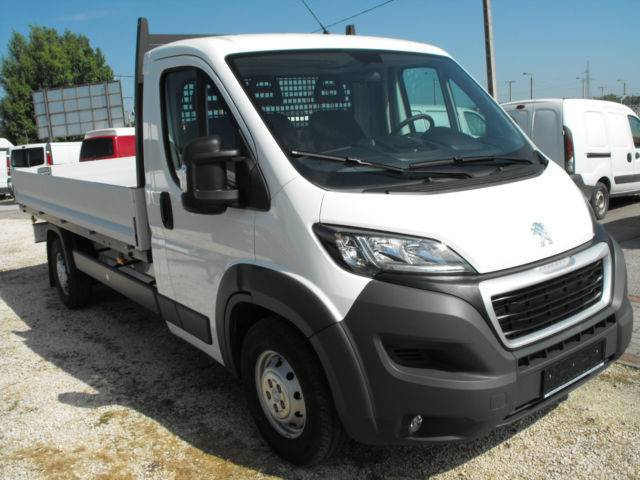 Peugeot Boxer 35 L3, 2.2HDi Fahrgestell mit Pritsche - 2017