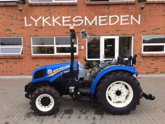 New Holland T3.50 - 2018