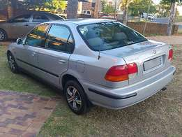 1998 Honda Ballade 150i in immaculate condition for sale