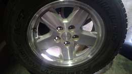 "3 x Original Jeep Cherokee 16"" Rims for sale"