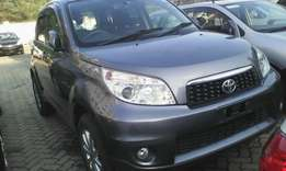 Toyota Rush manual Transmission 1500 CC optional 4WD