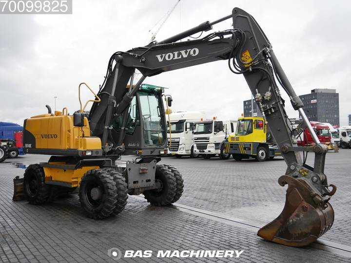 Volvo EW140C New tyres - all functions - 2010 - image 3