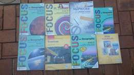 Geography and Tourism 2nd hand school books
