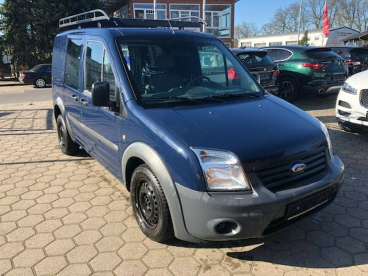 Ford Transit Connect Kasten 1-Hand - 2013