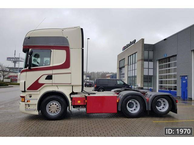 Scania R620 Topline, Euro 5, Retarder, Intarder - 2013 - image 2