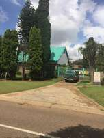 beatiful 3bedroom house with swimming pool in del judor ext 1