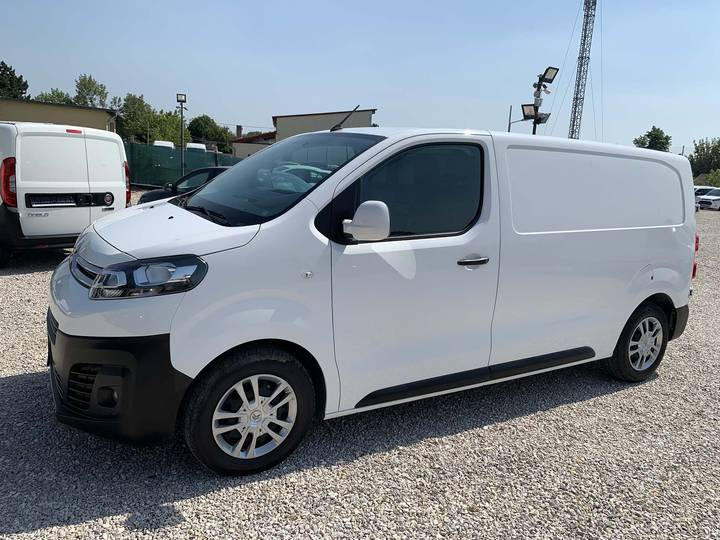 Citroën Jumpy 1.6BlueHDI L2 Long 115PS Tempo Net 11799 EUR - 2017