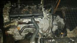 Engine available for sale