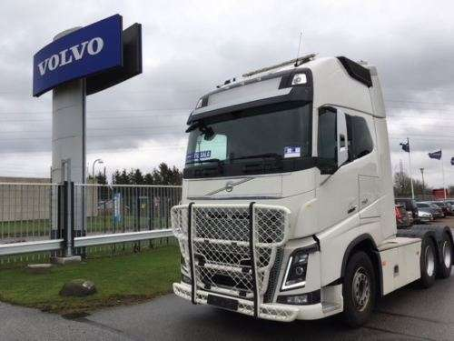 Volvo FH16 750 Globe XL 2 Tanks / Leasing - 2013
