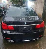 Bmw 7 series Limited 2016 model